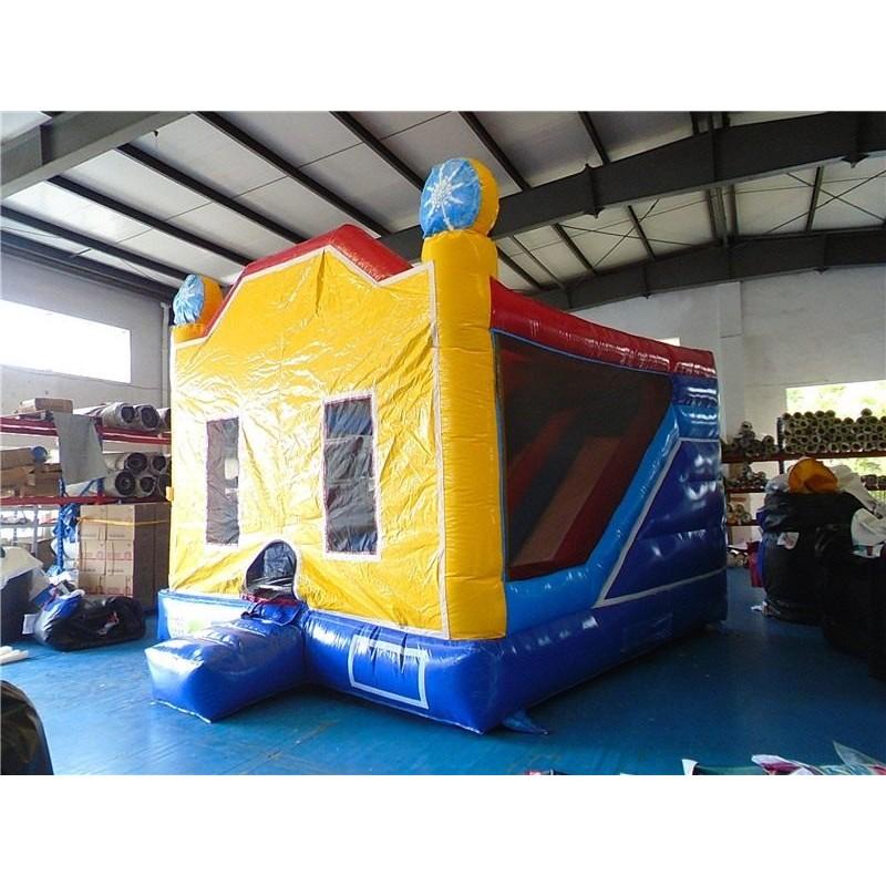 Inflatable Module Bouncer Slide C4 Combo
