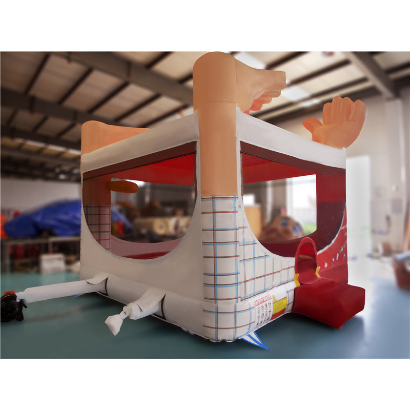 Inflatable Bouncer Person