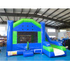 Lime Castle Mini Bouncer