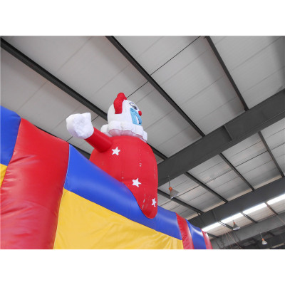 Inflatable Clown Jumper