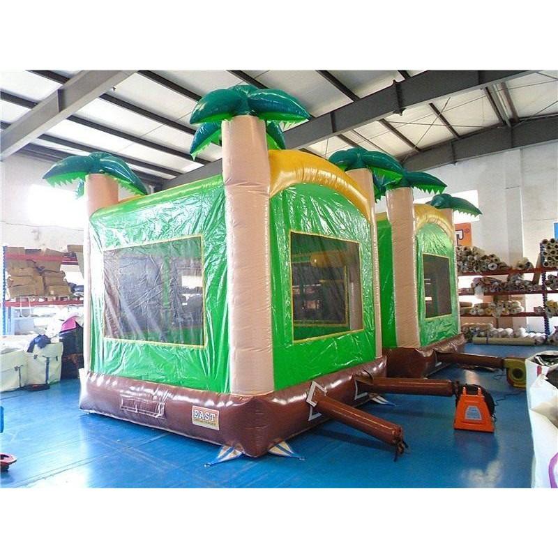 Jungle Bounce House