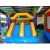 Amusement Inflatable Slide Castle