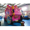 Inflatables Princess Carriage