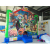 Inflatable Toy Story Combo C4