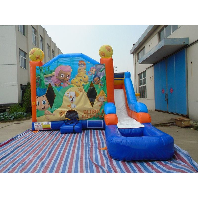 Inflatable Bubble Mermaid Combo C7
