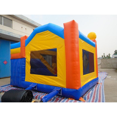 Inflatable Bubble Mermaid Combo C7