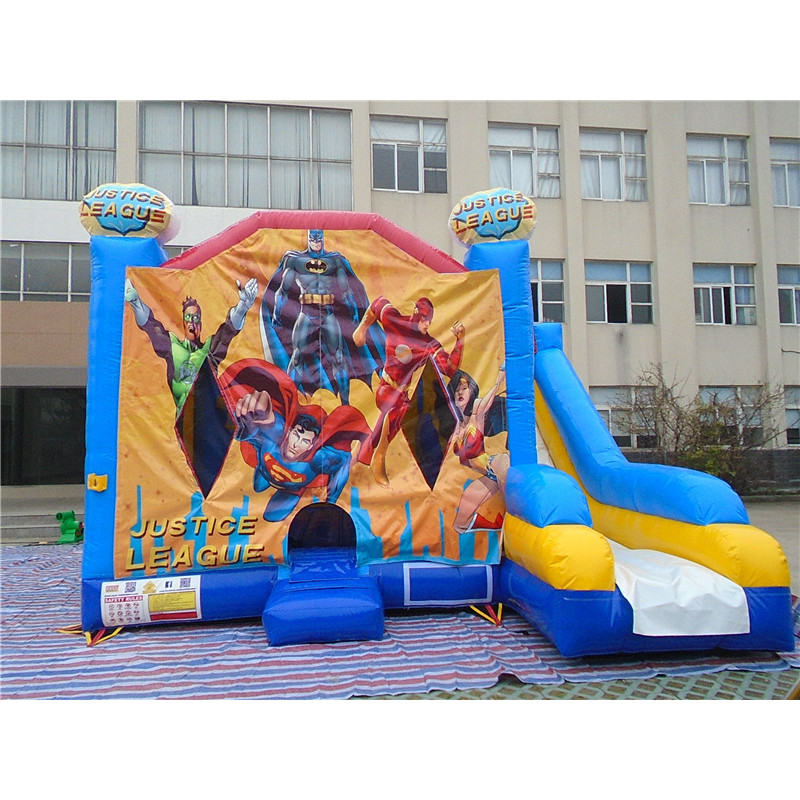 Inflatable Justice League Combo 7
