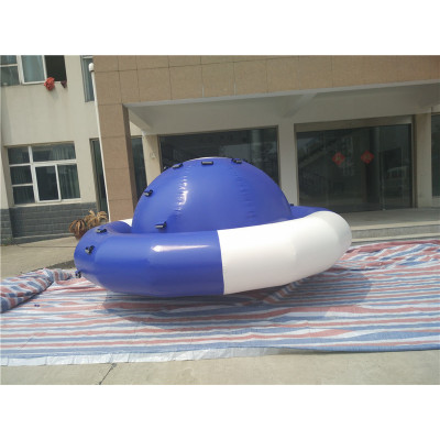 Inflatable Saturn