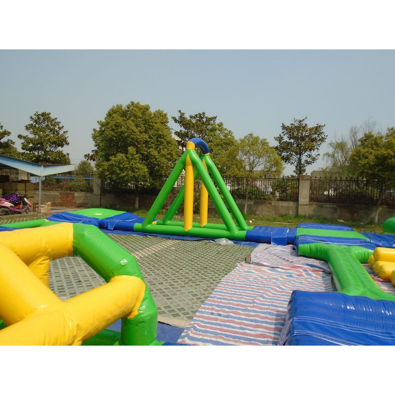 Inflatable Floating Water Park