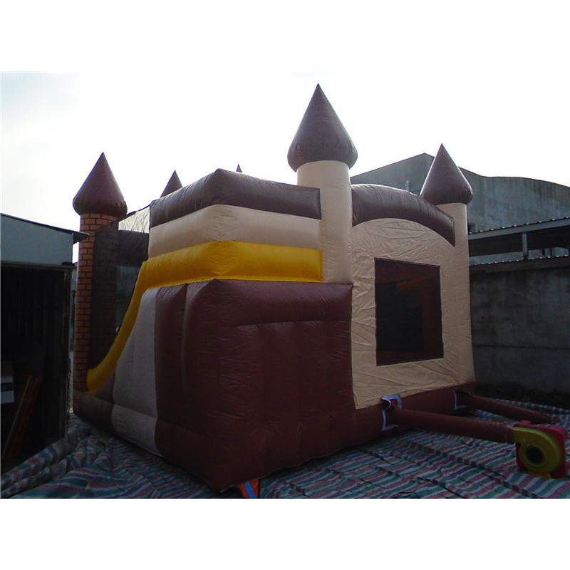 Inflatable Wizard Castle Combo