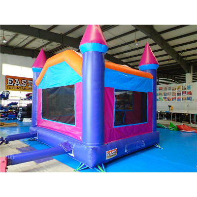 Inflatable Purple Castle