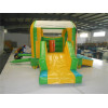 Inflatable Jungle Bouncy Slide