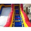 Curve Inflatable Slide