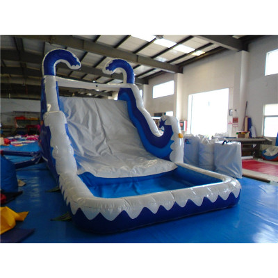 Pool Bounce House