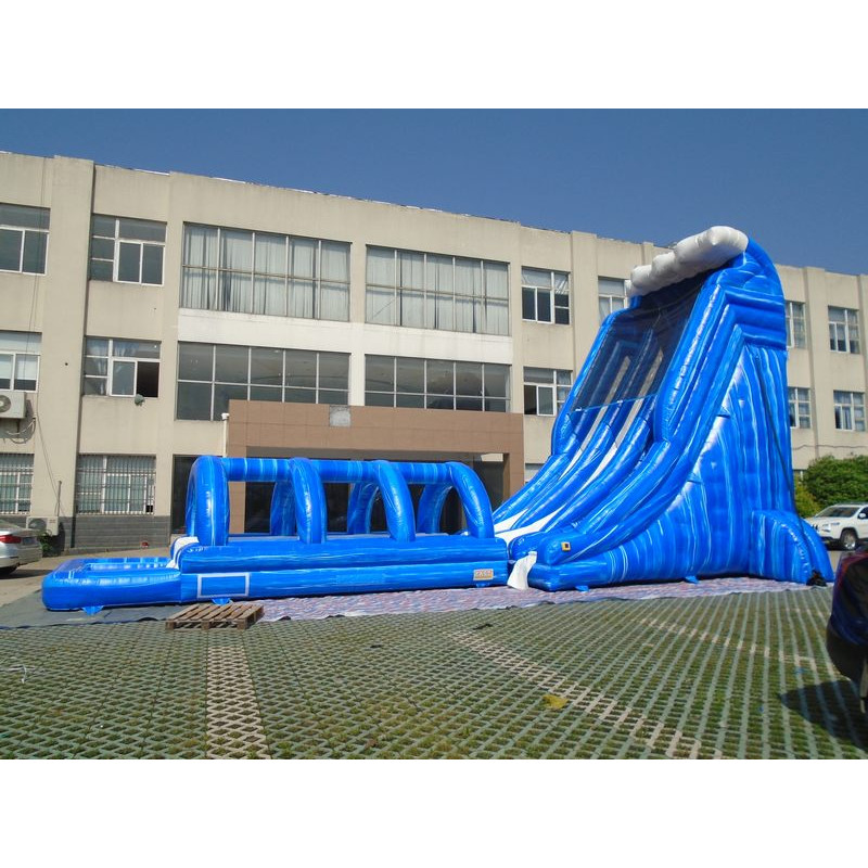 26FT Water Slide and Slip & Slide