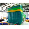 Inflatable Tropical Theme Commercial Slide
