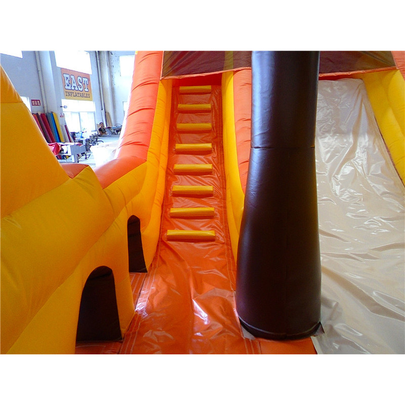 Inflatable Pirate Slide