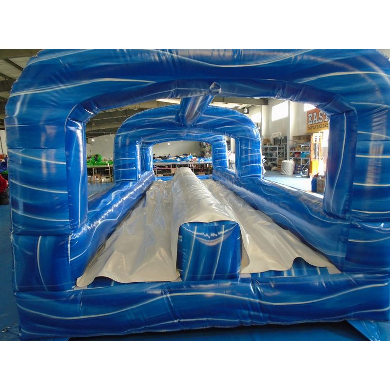 Double Lane Surf N Slide W/Pool