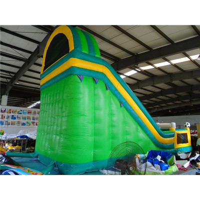 Inflatable Mutliplay Football Slide