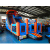 Inflatable Mutliplay Shark Slide