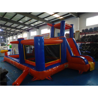 Inflatable Pirate Bay Bouncer