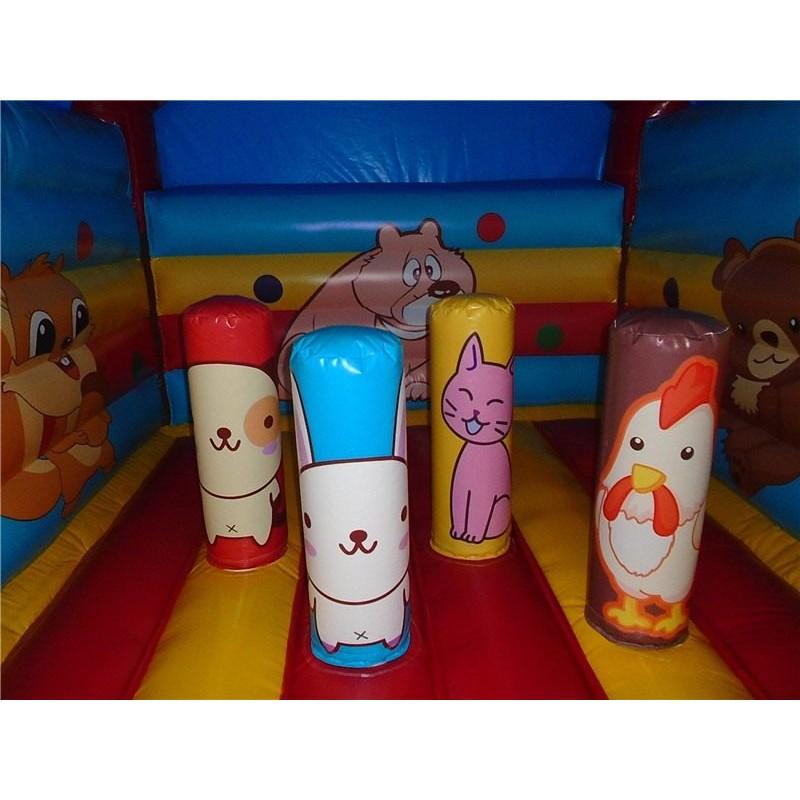 Bouncy Castle Standard Monkey