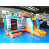 Bouncy Castle Car Maxi Multifun