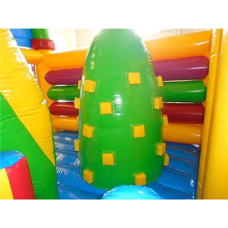 Double Tunnel Slide Combo