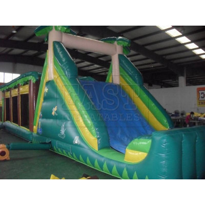 Jungle Obstacle Course