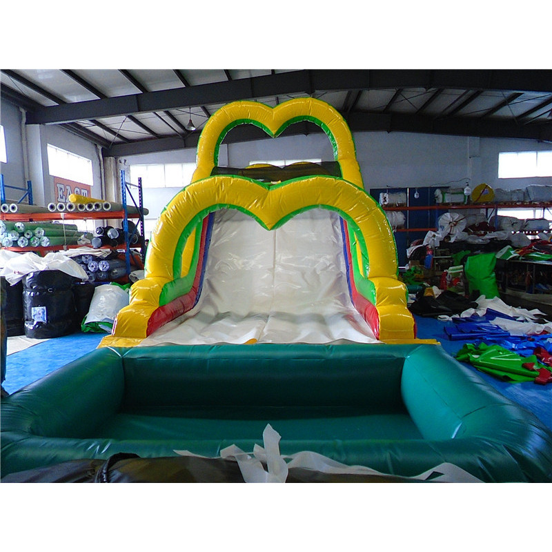 44FT Pool Obstacle