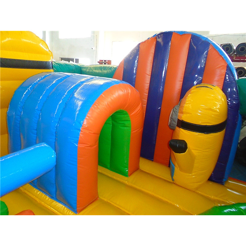 Despicable Me Inflatable Toddler Playground