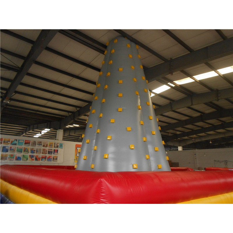 Inflatable Rockwall