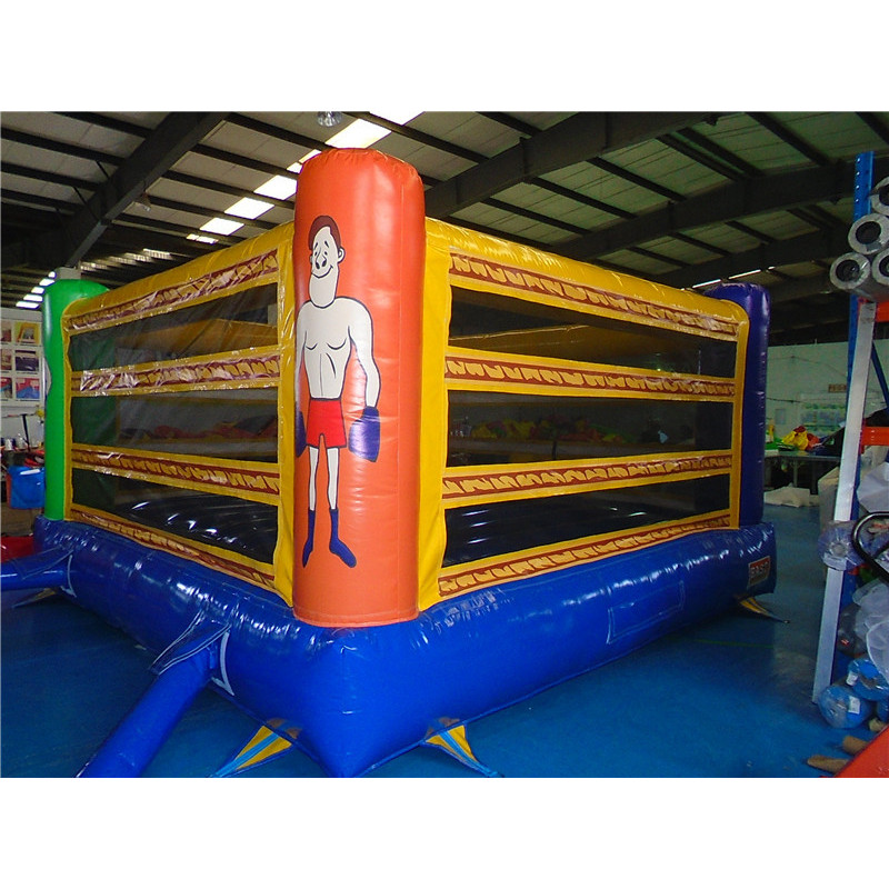 Wrestling Ring Bounce House
