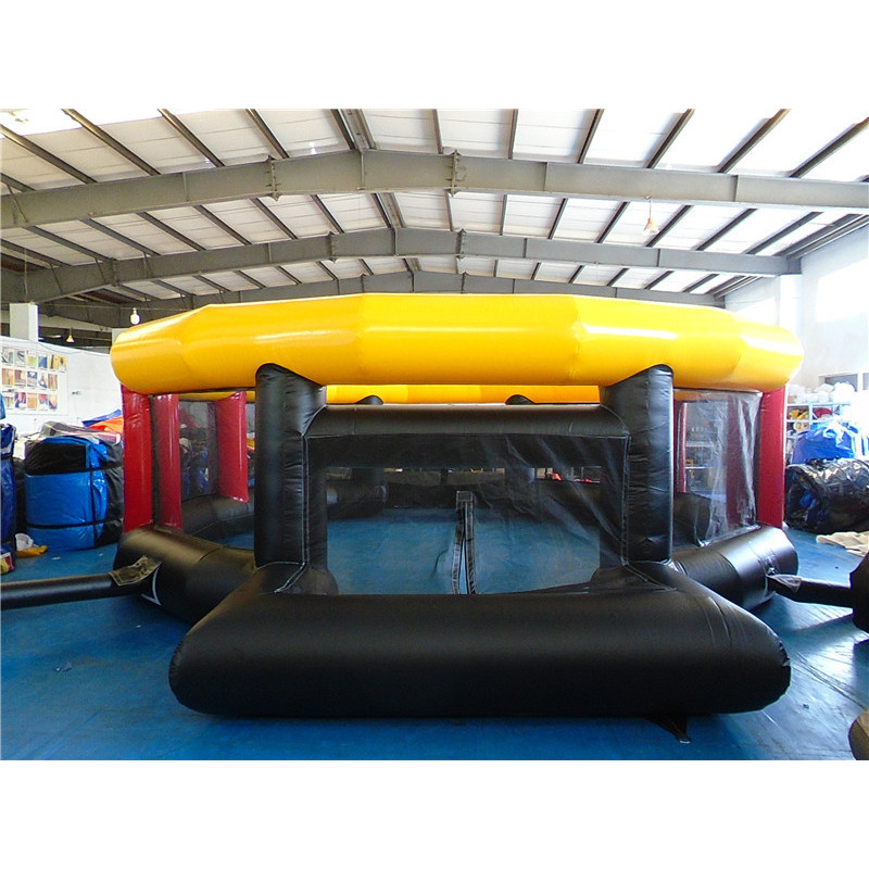 Inflatable Panna Soccer Cage