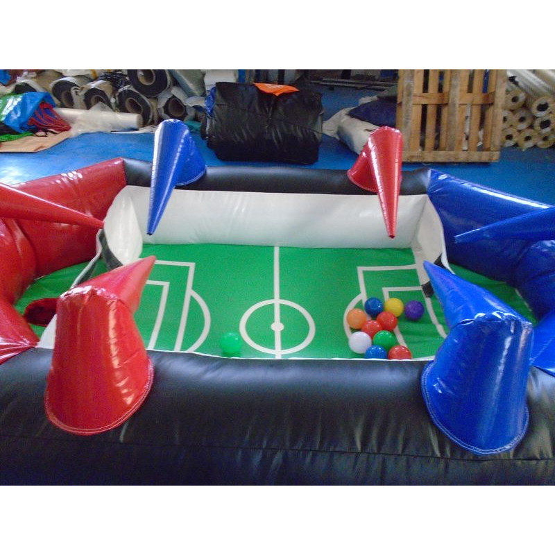 Inflatable Air Soccer Game