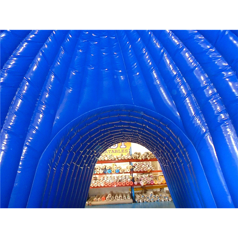 Large Inflatable Helmet Tunnel
